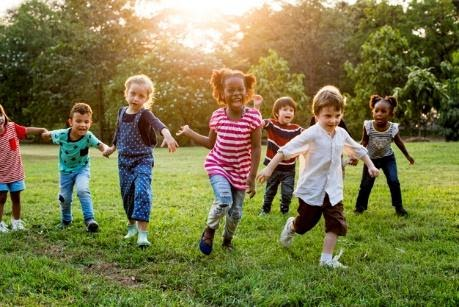 Fun physical activities for children